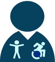 HaDSCO Icon for Disability Service Providers